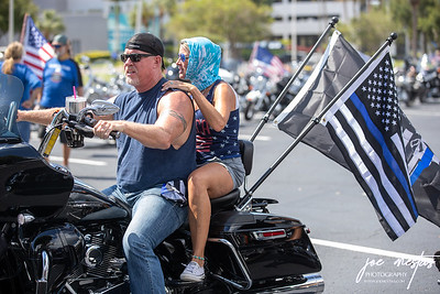Did you like your photos? You are  are welcomed to send donations donations to the photographer via Venmo @Joe-Mestas   Law Enforcement professionals have had our backs for so long,  but now they're being disrespected, yelled at, and objects being thrown at them.Today, Bikers Back the Cops held a rally to show support for Law Enforcement.   The Bikers gathered at Tropicana Field parking lot,  had a briefing followed by  a short ride to the St Petersburg Police Dept. Afterwards, they rode to the  Tampa Police Department   Photos by: Joe Mestas (Facebook) @Joe_Mestas (Instagram)  www.joemestas.com