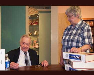 Bill and Virginia Powell in Winston-Salem