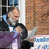Volunteer reader from Franklin Street