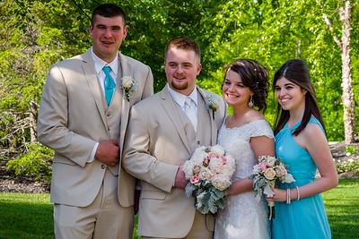 Billy & Jacqueline's Wedding