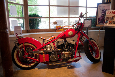 Billy Joel's Motorcycle Collection