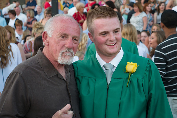 Billy's Graduation 5/31/14