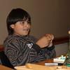 Justin, our Star Bingo caller