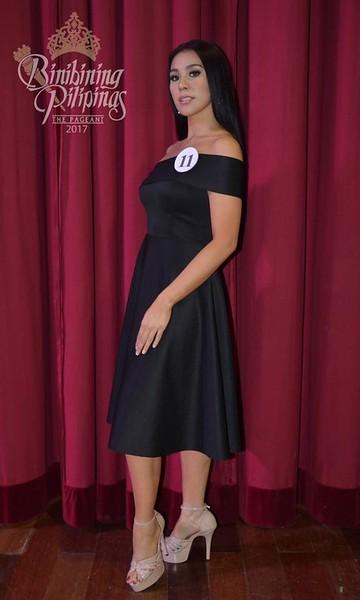 Binibini #11 Kimberly Pajares