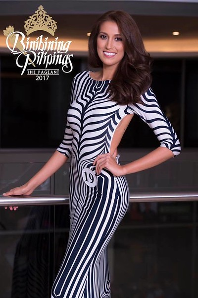Binibini #19 Rachel Peters