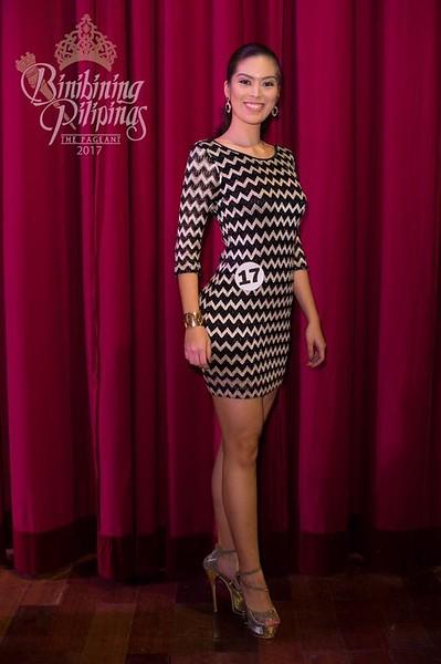 Binibini #17 Camille Manalo