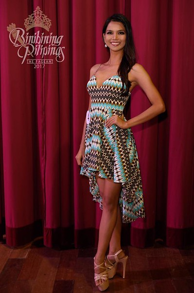 Binibini #4 Jessica Ramirez