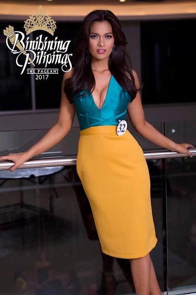 Binibini #32 Charmaine Elima