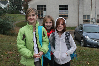 Birdsboro Walk to School Day