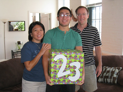 2011-09-10 Daniel bday