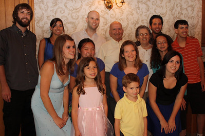 Dad's 80th Birthday Party