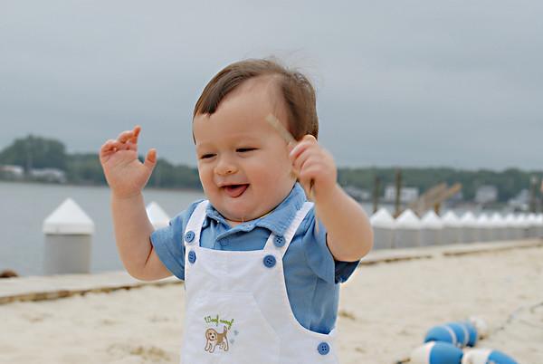 2010-05-23 Hatcher's 1st Birthday 9