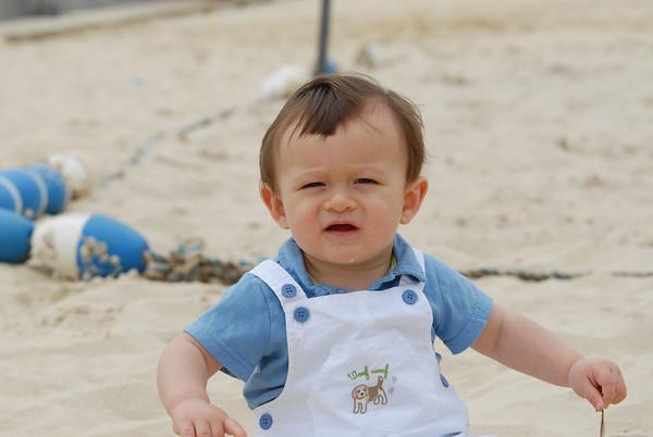 2010-05-23 Hatcher's 1st Birthday 7