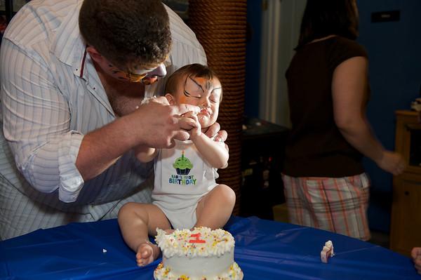 2010-05-23 Hatcher's 1st Birthday 224