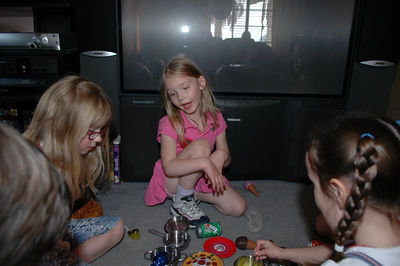 Desirae's 5th Birthday Party