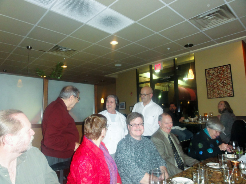 Dad's 80th Birthday Party 2012