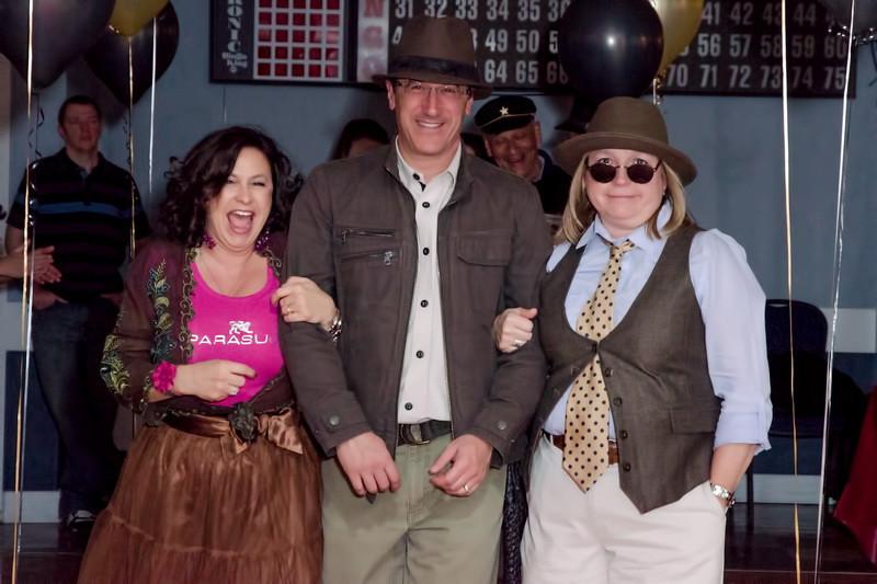 Indiana Jones, Annie Hall
