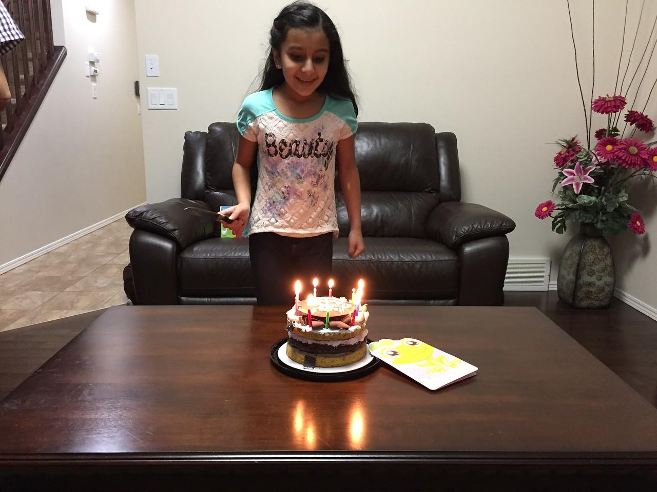 Sakshi's 10th Birthday