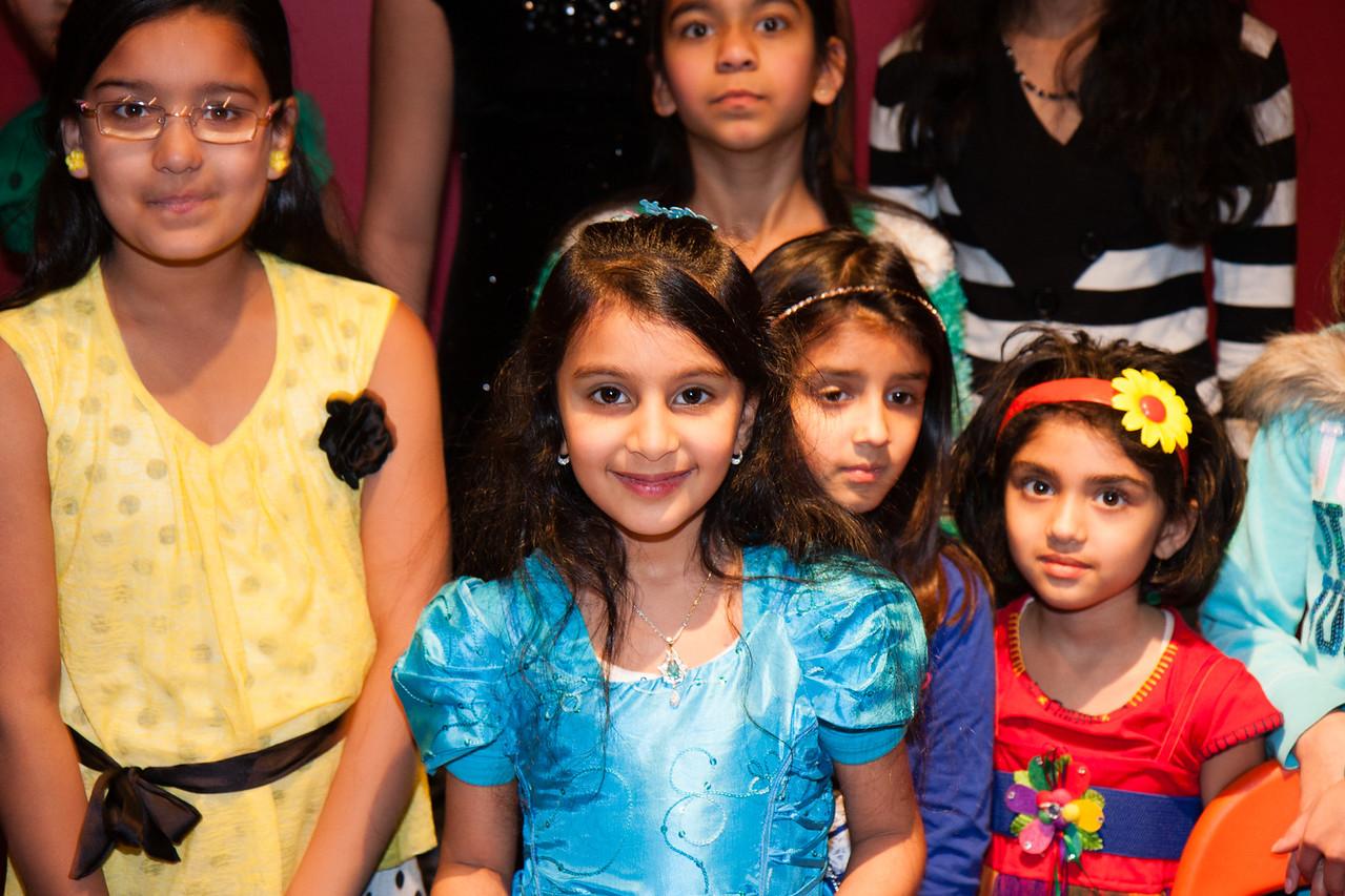 Sakshi's 8th Birthday
