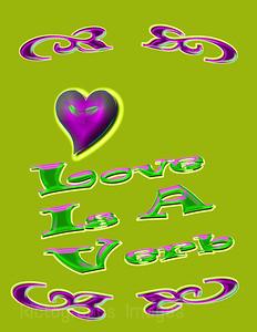 Love A Verb