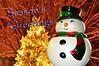 Snowman, Season's Greetings