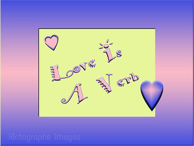 Love It's A Verb