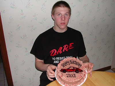 Jakes 16th birthday party