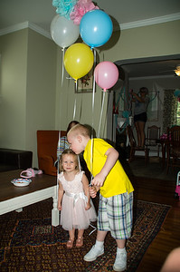 Lilly Birthday Party