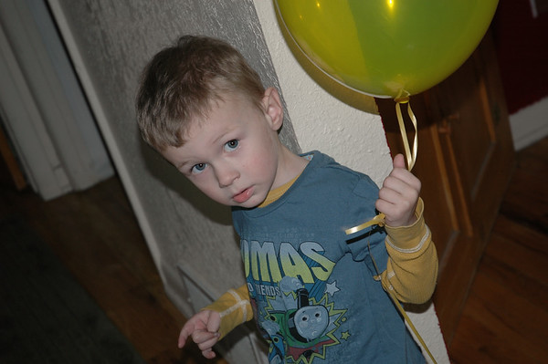 2011/01 - Kevin's Third Birthday