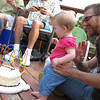 Olivia First Bday 2011 6 28