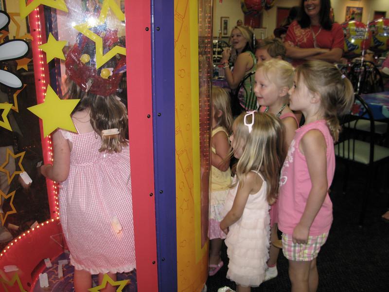 Zadie's Birthday 2011 10