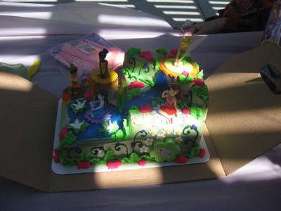 Alondra's Birthday Cake
