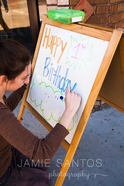 Andrea's 1st Birthday