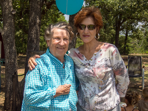 Betty Loveland's 80th Birthday