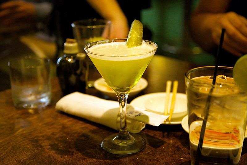 Pickle Martini.
