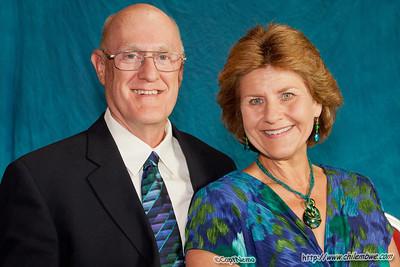 Karen Schenz and Don Shoemaker class of 1971