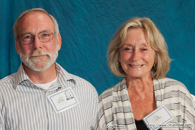 Steve and Sue Mccurry class of 1971