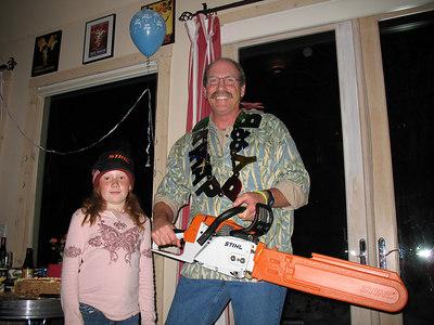Earl's birthday 2006