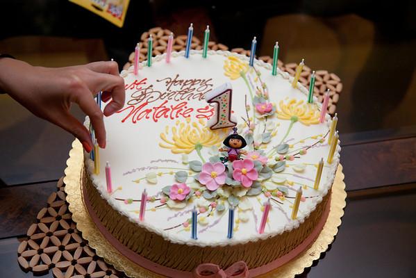 Natalie's 1st Birthday