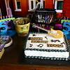 Todd's birthday cake ( 2014 )