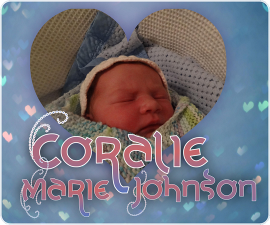 Coralie Marie Johnson