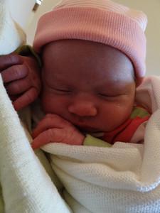 Baby Coralie