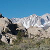Another look at the Eastern Sierras from the buttermilk aid station.