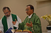Bishop Adam Musialek and Archbishop Sudarso
