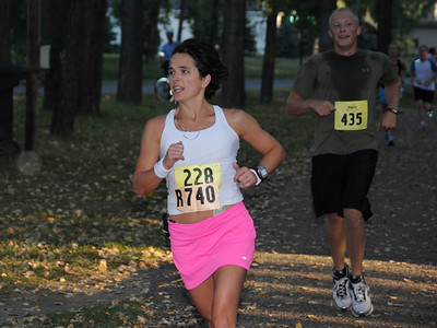 Bismarck Marathon September 2009