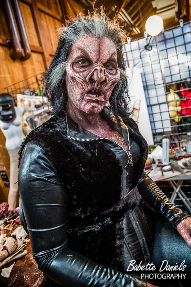 Bizarre Haunted Flea Market