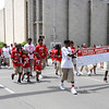 Don Knight | The Herald Bulletin<br /> Black Expo parade on Saturday.