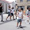 Don Knight | The Herald Bulletin<br /> Black Expo parade on Saturday.