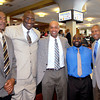 John P. Cleary | The Herald Bulletin<br /> Anderson Chapter Indiana Black Expo Corporate Luncheon honoring Anderson's Mr. Basketball Award recipients.
