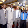 John P. Cleary | The Herald Bulletin<br /> Anderson Chapter Indiana Black Expo Corporate Luncheon honored Anderson's five Mr. Basketball Award recipients.